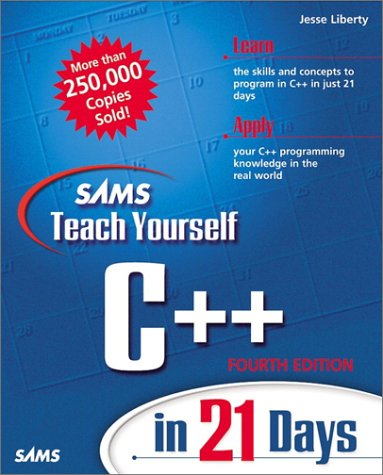Teach Yourself C++ in 21 Days
