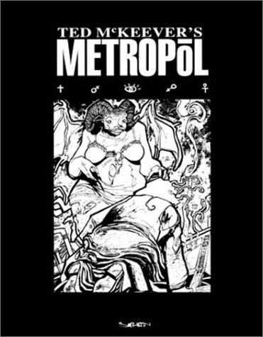 Metropol (Collected Edition, Volume 4)
