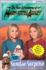 The Case of the Sundae Surprise (The New Adventures of Mary-Kate & Ashley, #34)