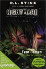 Fear Games (Nightmare Room Thrillogy, #1)