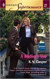 A Mother's Vow (Women in Blue #6)