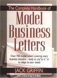The Complete Handbook of Model Business Letters
