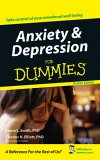 Anxiety & Depression For Dummies, Pocket Edition