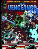Mutants & Masterminds: Time of Vengeance