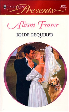 Bride Required by Alison Fraser