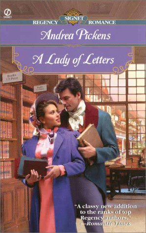 A Lady of Letters by Andrea Pickens