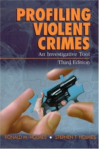 profiles of violent offenders Get this from a library developing profiles of violent offenders and identifying groups of violent offenders at high risk of recidivism and treatment failure.