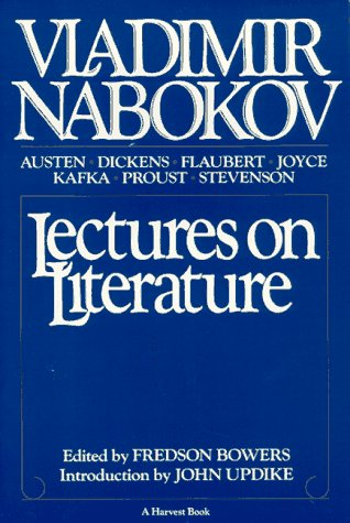 Lectures on Literature by Vladimir Nabokov