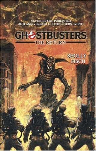 Ghostbusters by Sholly Fisch