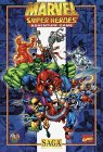 Marvel Super Heroes Adventure Game [With Noncollectible Fate Deck]