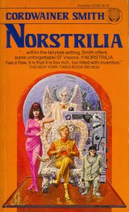 Norstrilia by Cordwainer Smith