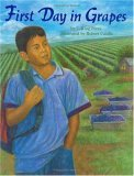 First Day in Grapes by L. King Pérez
