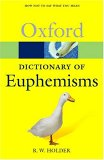A Dictionary of Euphemisms: How Not to Say What You Mean
