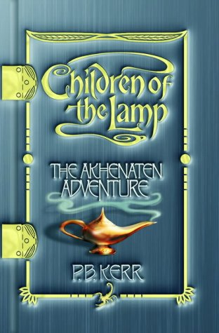 The Akhenaten Adventure by P.B. Kerr