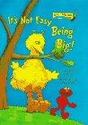 It's Not Easy Being Big! (Bright & Early Books)