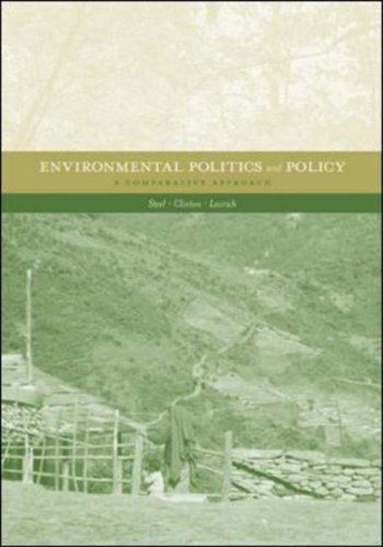 Environmental Politics And Policy by Brent Steel
