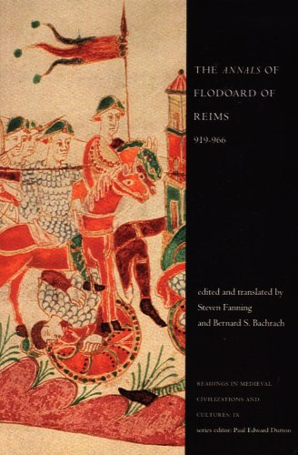 The 'Annals' Of Flodoard Of Reims, 919 966