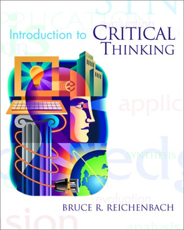 the art of questioning an introduction to critical thinking