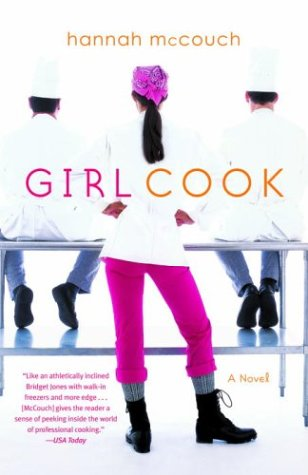 Girl Cook by Hannah Mccouch
