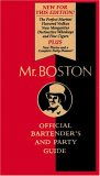 Mr. Boston Official Bartender's & Party Guide