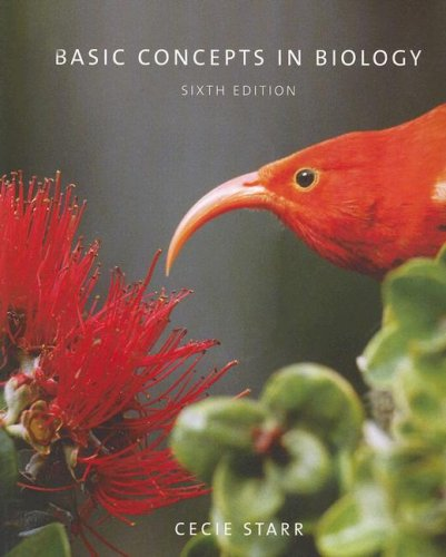Basic Concepts in Biology