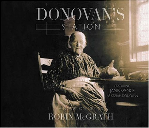 Donovan's Station by Robin McGrath