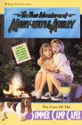 The Case of the Summer Camp Caper (The New Adventures of Mary-Kate & Ashley, #11)