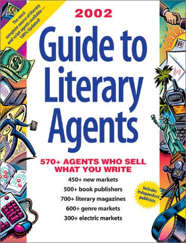 2002 Guide to Literary Agents by Rachel Vater