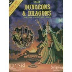 Dungeons and Dragons by David Zeb Cook