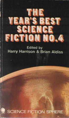 The Year's Best Science Fiction 4 by Brian W. Aldiss
