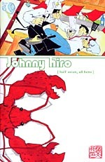 Johnny Hiro #1 & #2 by Fred Chao