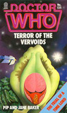 Doctor Who: Terror of the Vervoids (Target Doctor Who Library, No. 125)