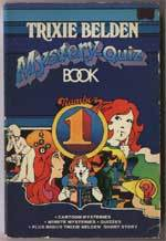 Trixie Belden Mystery-Quiz Book Number 1 (Trixie Belden)