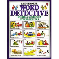 The Word Detective: Words and Sentences for Beginners