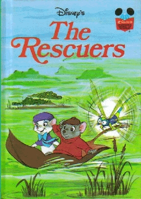 The Rescuers (Disney's Wonderful World of Reading)