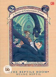 Ruang Reptil by Lemony Snicket