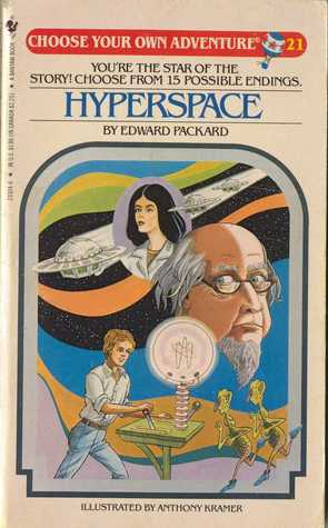 Hyperspace (Choose Your Own Adventure, #21)