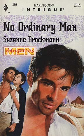 No Ordinary Man by Suzanne Brockmann