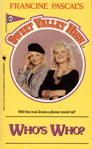 Who's Who? (Sweet Valley High, #62)