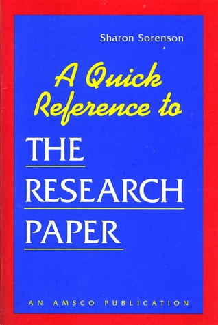 Quick Reference to the Research Paper
