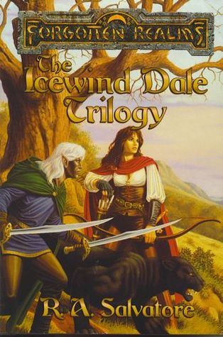 Icewind Dale Trilogy by R.A. Salvatore