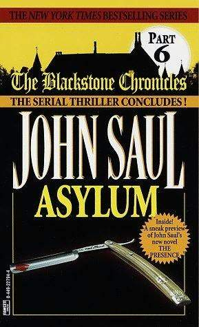 Asylum (Blackstone Chronicles, #6)
