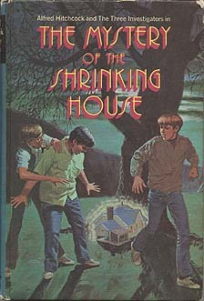 The Mystery of the Shrinking House by William Arden