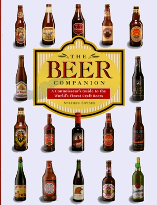 The Beer Companion by Stephen  Snyder