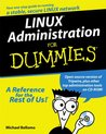 Linux Administration for Dummies [With CDROM]