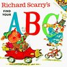 Richard Scarry's Find Your ABC'S (Pictureback®)