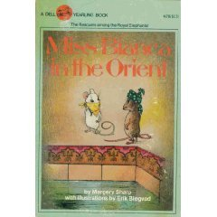 Miss Bianca in the Orient (The Rescuers, #5)