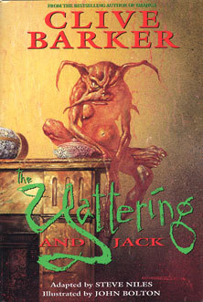 The Yattering and Jack by Steve Niles