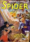 The City Destroyer (The Spider, Master of Men! #16)