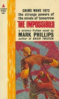 The Impossibles (Psi-Power Trilogy, #2)